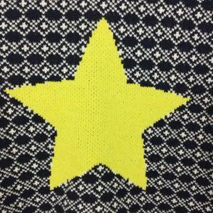 Mini Boden Shirts & Tops - Mini Boden Kids Star Print Pullover Sweater 140cm